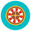 Spin Wheel Fortune Wheel Prize Wheel Icon