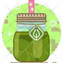 Spinach Smoothie Drink Icon