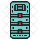 Spinal Board Emergency Icon
