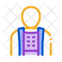 Orthopedic Belt Spine Icon