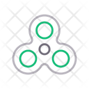 Spinner Toy Kids Icon