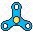 Spinner Toy Fidget Icon