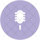 Spinning Brush Vented Icon