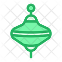 Spin Spinning Top Top Icon