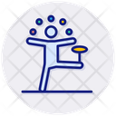 Spinning Plates Icon