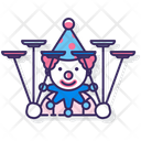 Spinning Plates Circus Skill Icon