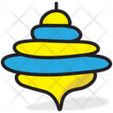 Spinning Top Humming Top Toy Top Icon