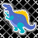 Spinosaurus Dino Dinosaur Icon