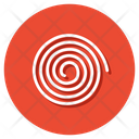 Spiral Circle Helice Icon