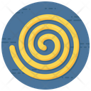 Spiral Coil Helix Icon