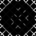 Spiral Design Vector Design Icon