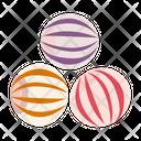 Spiral Candy Spiral Pop Candy Icon