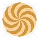 Spiral cookie Icon