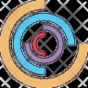 Spiral Galaxy Galaxy Nebula Icon