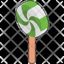 Spiral Lollipop Icon