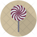 Spiral Lollipop Icon