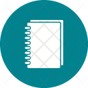 Spiral notebook Icon