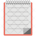 Notepad Memo Pad Icon