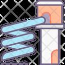 Spiral Slide Water Spiral Slide Slide Icon