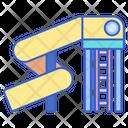 Spiral Slide Icon