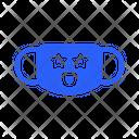 Spirit Mask Virus Icon