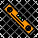 Tool Bubble Level Icon