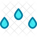 Splash Water Bathroom Icon