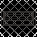 Split Ac Air Icon