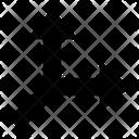 Split Call Arrow Icon