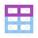 Split Cells Icon