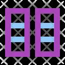 Split Table Icon