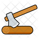 Lumbering Axe Icon