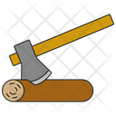 Splitting Axe Icon