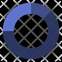 Spoke-wheel graph Icon