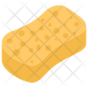 Sponge Scrubbing Cleaning Tool Icon