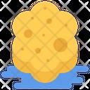 Sponge Water Bathroom Icon