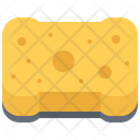 Sponge Clean Cleaning Icon