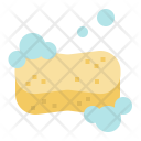 Sponge Cleaning Hygienic Icon