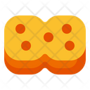 Sponge Clean Wash Icon