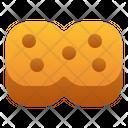 Sponge Clean Wash Icon