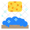 Sponge Cleaner Cleaning Icon