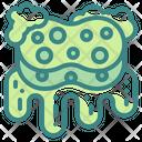 Sponge Cleaning Washing Icon