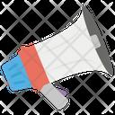 Sponsor Promotion Advertisement Icon