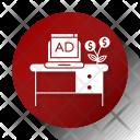 Sponsor Ads Promote Icon