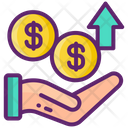 Sponsor Investment Investor Icon