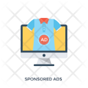 Sponsored Ads Icon