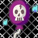 Spooky Balloon Balloon Spooky Icon