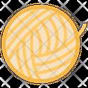 Spool Yarn Thread Icon