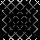 Spool Thread Cone Icon