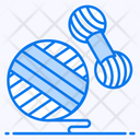 Spool Of Yarns Icon